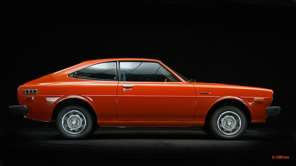 sell used 1979 toyota corolla spot coupe survivor incredible condition low miles in portland. Black Bedroom Furniture Sets. Home Design Ideas
