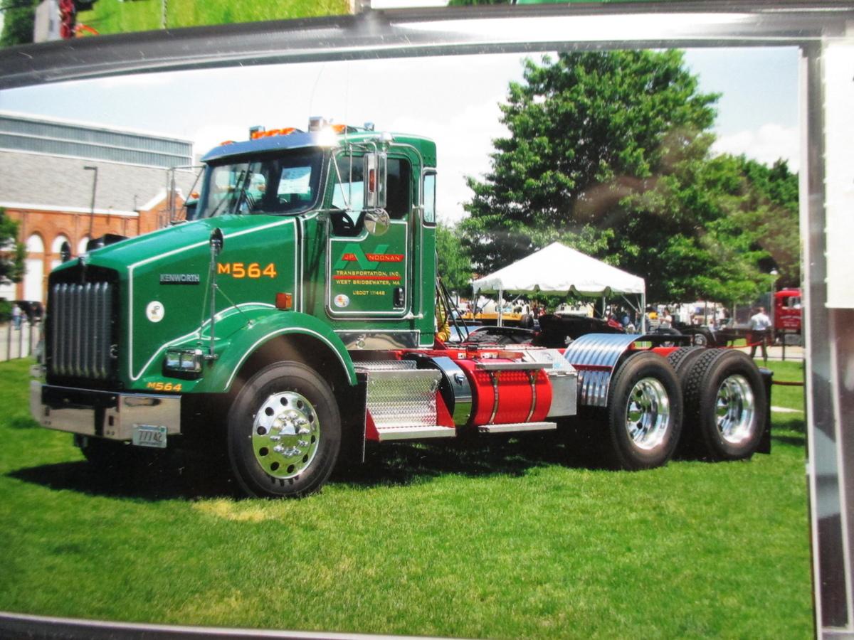 JP Noonan Transportation - West Bridgewater MA