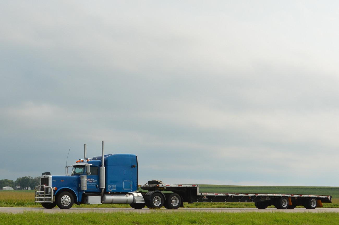 A Drive On I 80 In Nebraska Pt 3