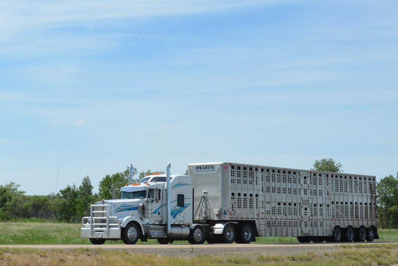 Trucking Jobs Calgary >> I-90 in Montana, pt. 12