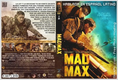 581 Mad Max Fury Road