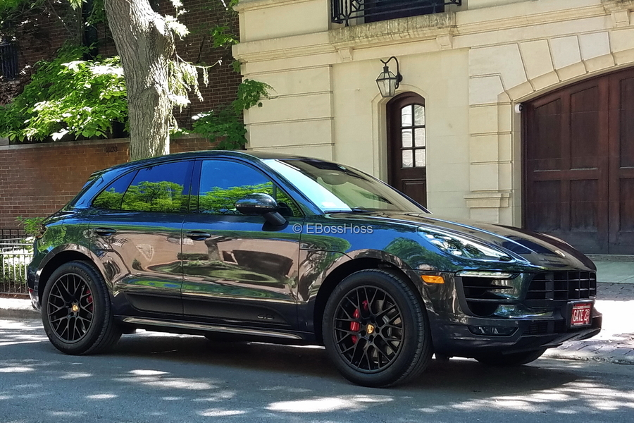Sold 2017 Porsche Macan Gts Volcano Grey Thanks Macanforum Com Porsche Macan Forum