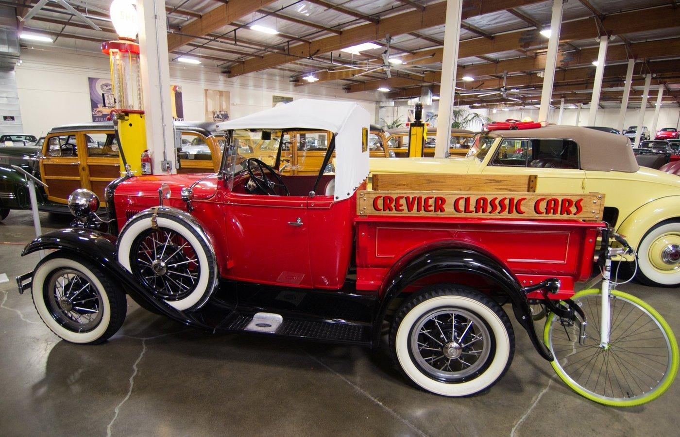 Crevier Classic Cars - Pt 1 - PentaxForums.com