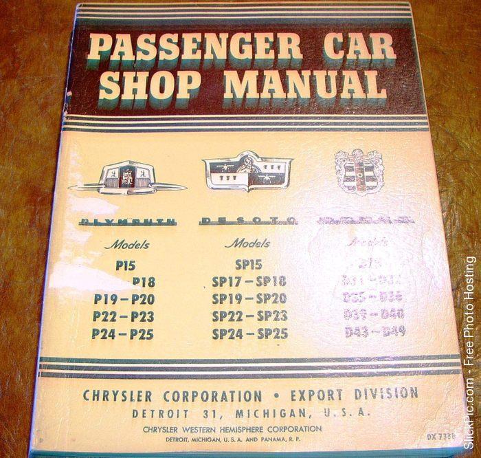 1948 1954 MoPaR Service BIN jan 14th cover 2