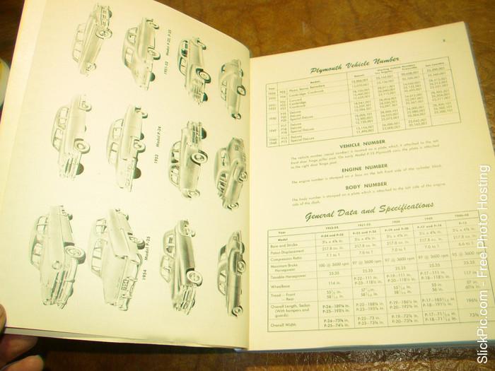 1948 1954 MoPaR Service BIN jan 14th cover 4