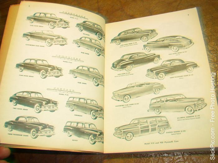 1948 to 1950s MoPaR Service 1