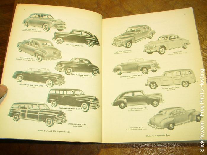 1948 to 1950s MoPaR Service 3