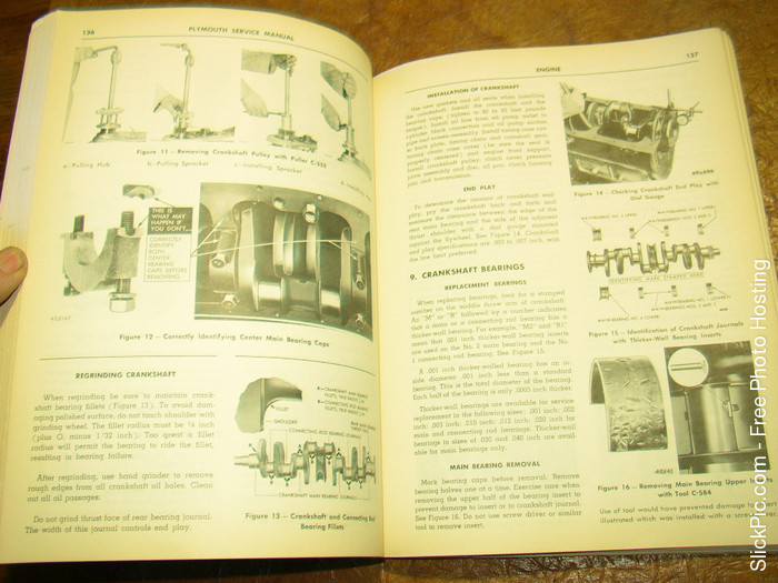1948 to 1950s MoPaR Service 5