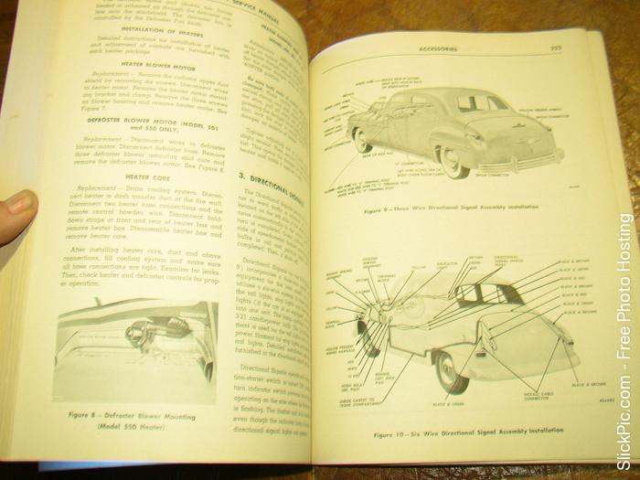 1948 to 1950s MoPaR Service 9
