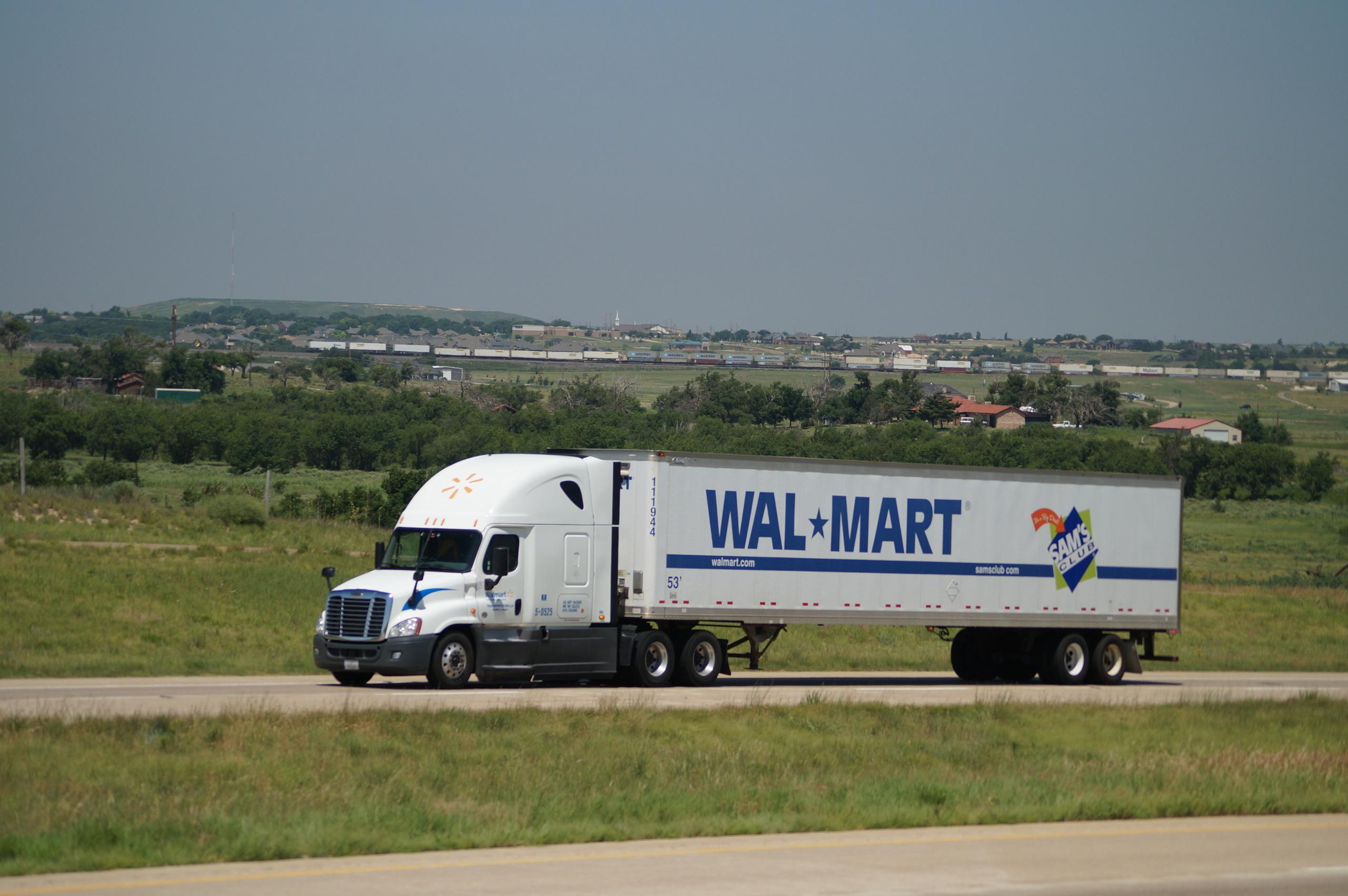 walmart truck driver jobs in houston tx