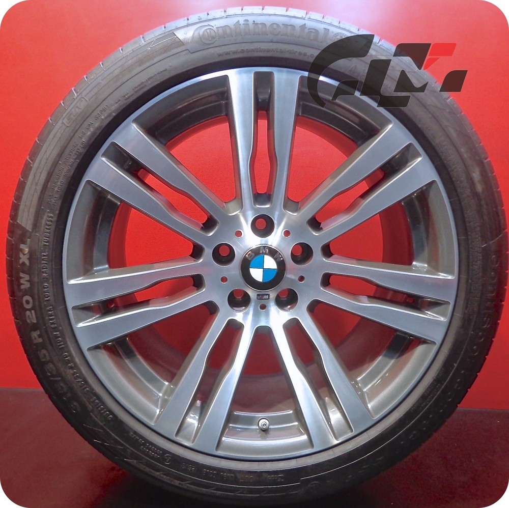 4 Factory 2006-2015 BMW Wheels & Tires 275/40/20 & 315/35