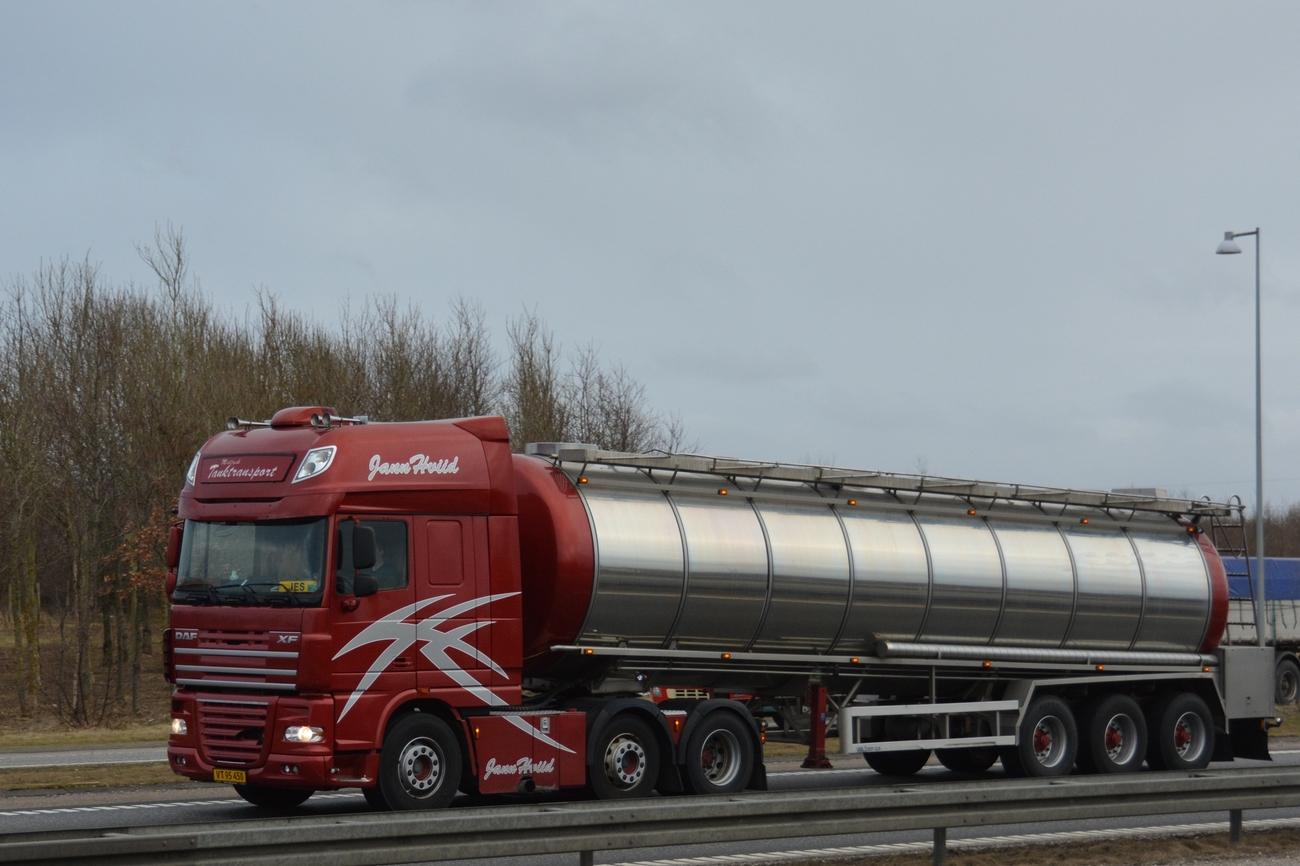 Denmark again - E45, Pedersminde, pt. 10