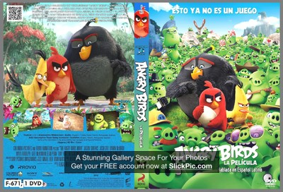 671 Angry Birds
