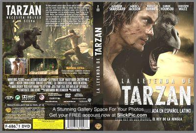 686 La Leyenda de Tarzan