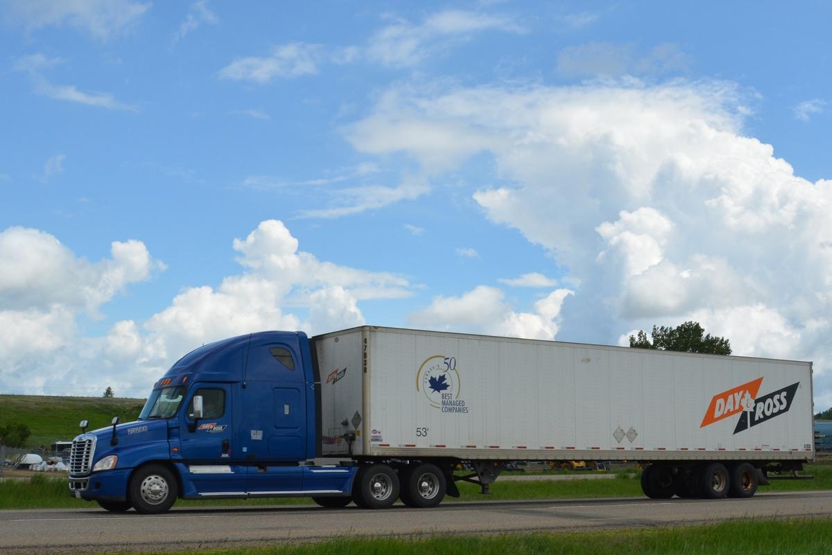 Trucking Jobs Calgary >> Medicine Hat to Regina, pt. 10