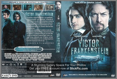 633 Victor Frankenstein