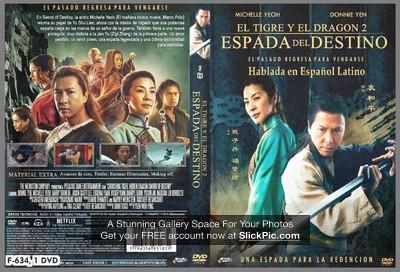 634 El Tigre y el Dragon 2  La Espada del Destino