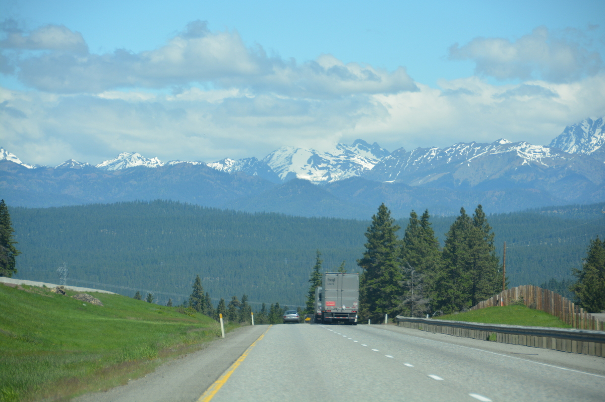 A sunday drive from yakima to the tacoma narrows for West motor logan utah