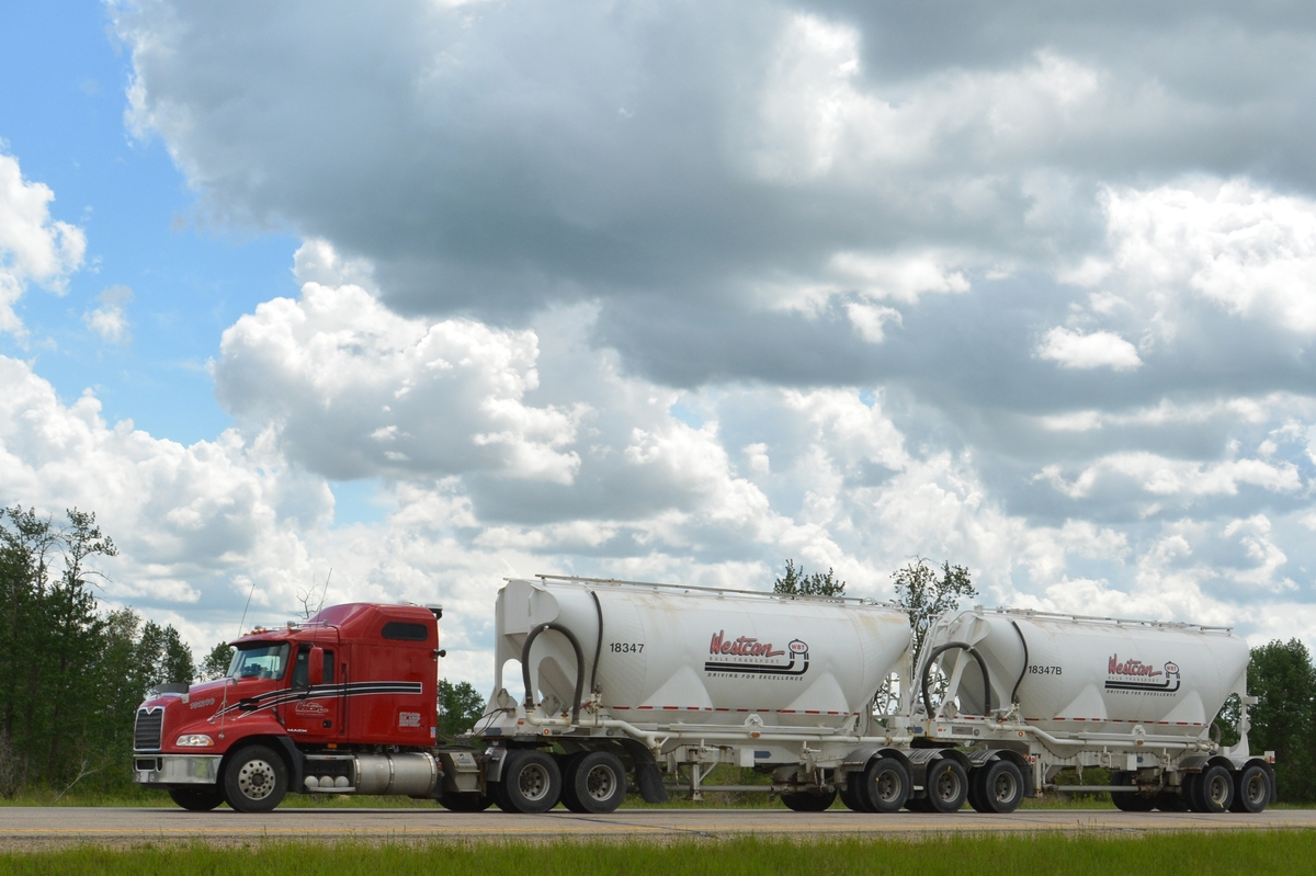 Trucking Jobs Calgary >> Back to Alberta - pt. 5