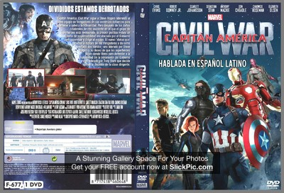 677 Capitan America CIVIL WAR