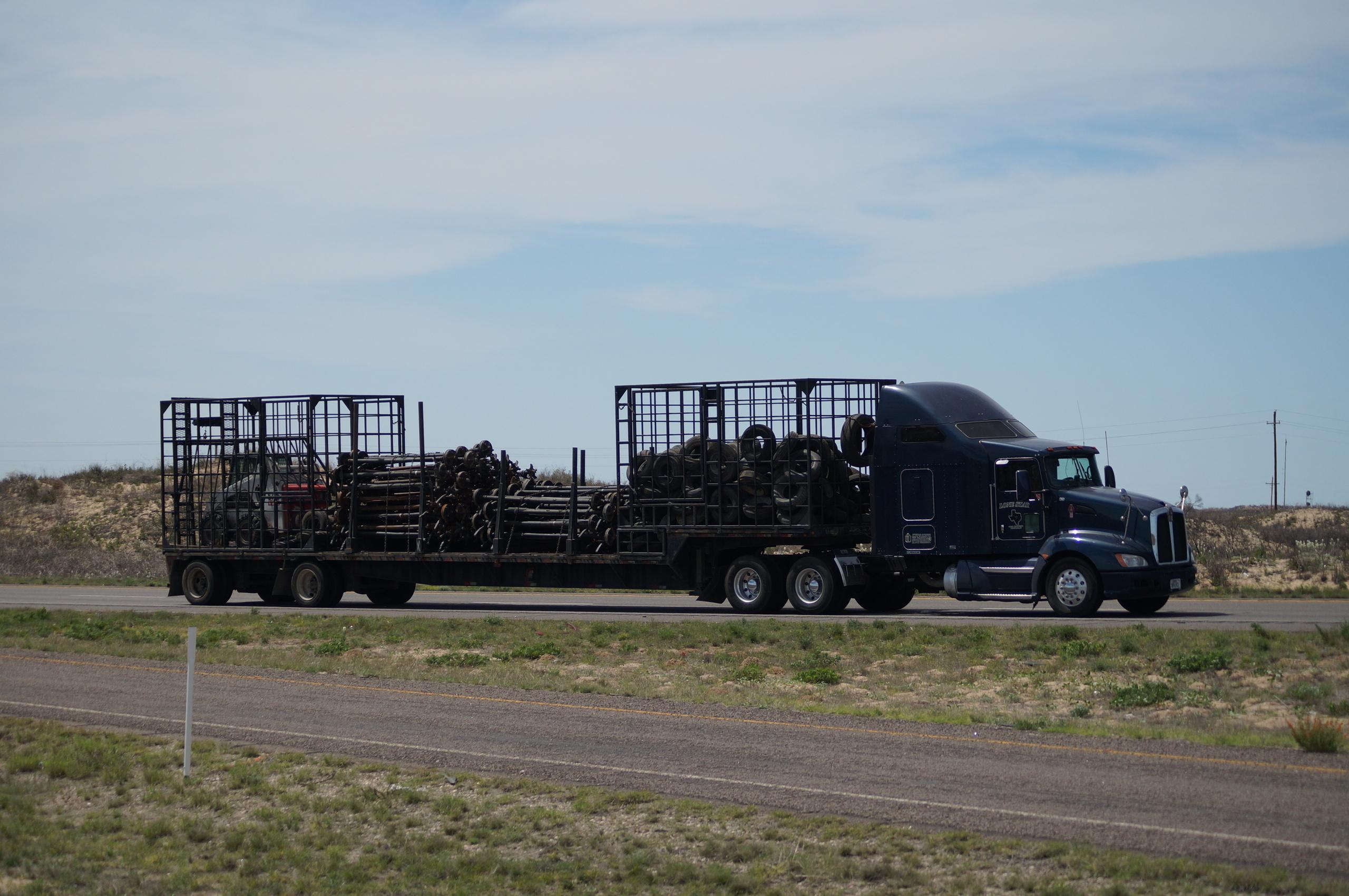 Coil Tubing Operator Odessa Tx: 4/2/15 @ Monahans, TX