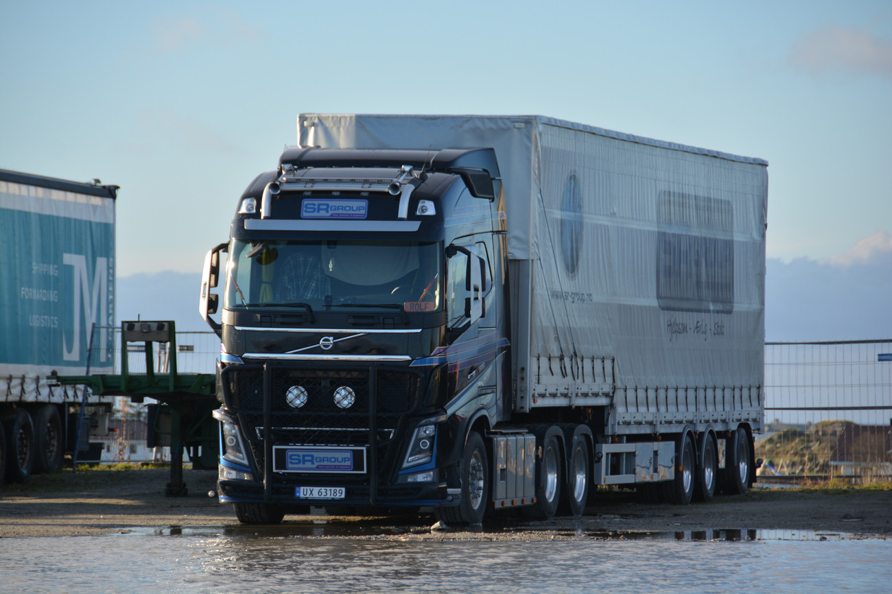 The new Volvo FH (FH04)