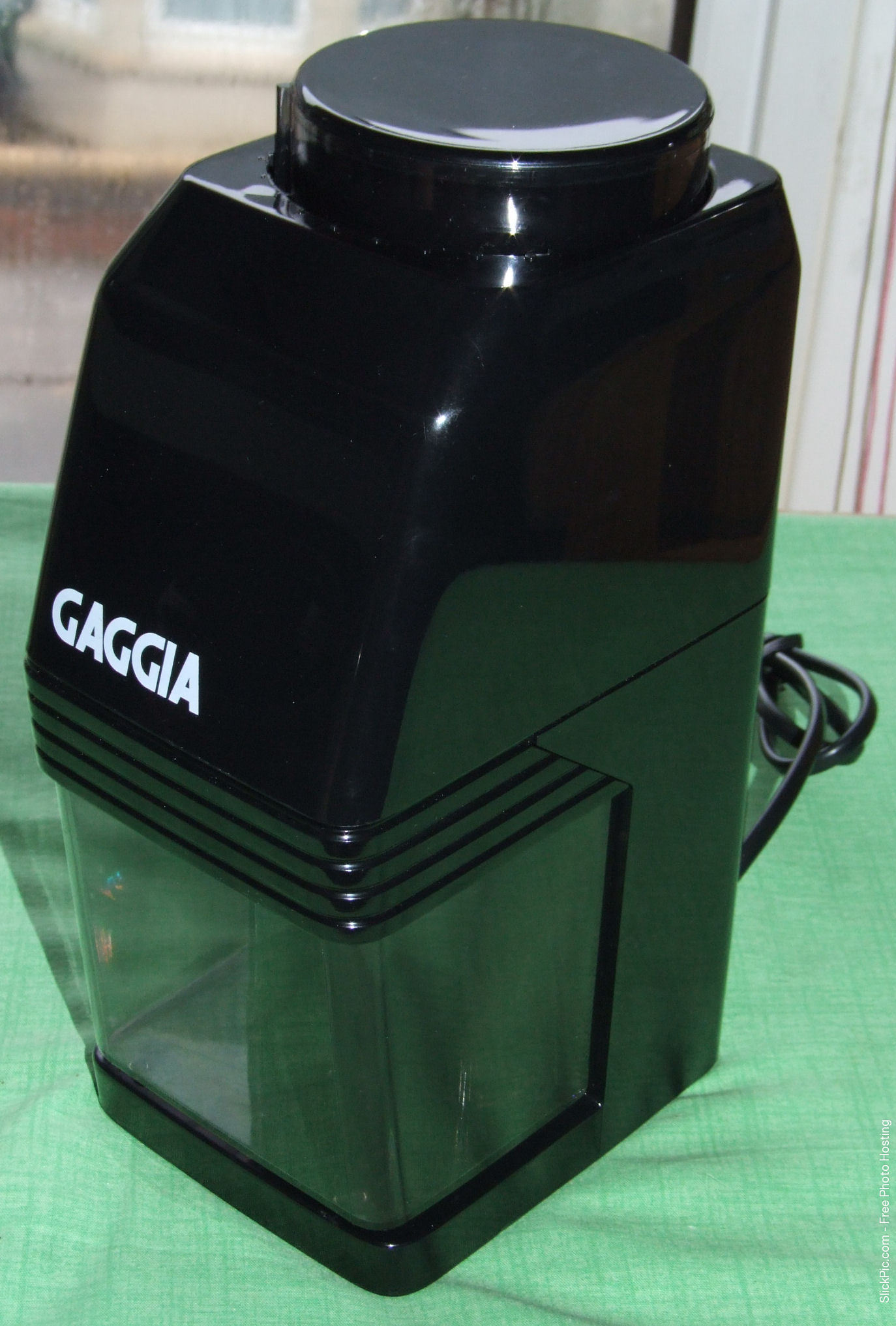 Gaggia MM Burr Coffee Grinder / Mill / Processor / Filter / Ground / Maker eBay