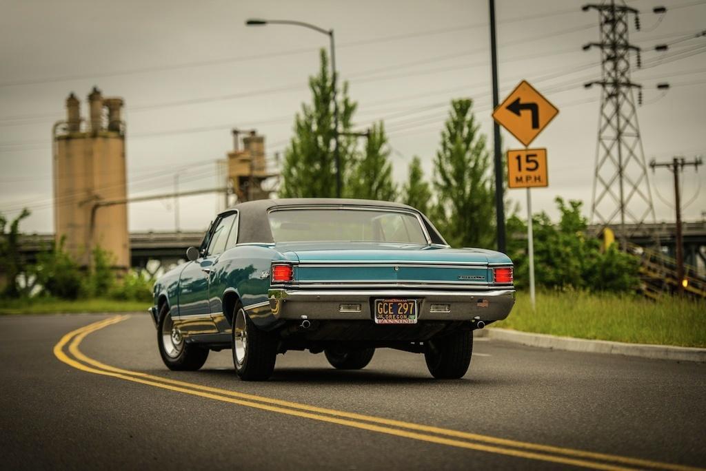 Sell used 1967 Chevrolet Malibu Hardtop Original Amazing ...