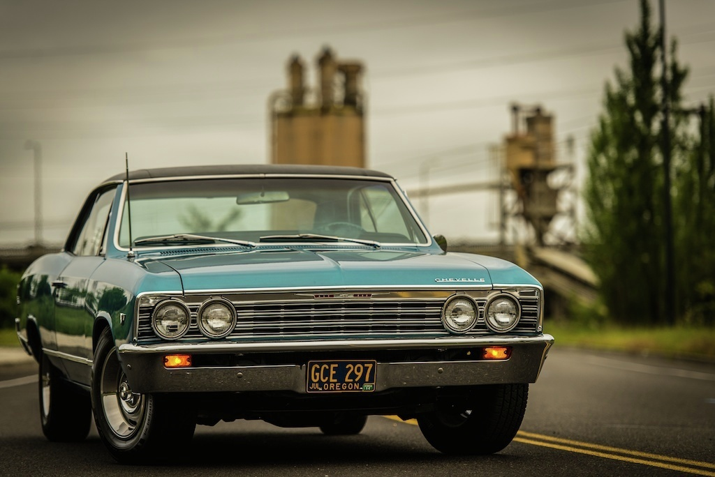 sell used 1967 chevrolet malibu hardtop original amazing condition sbc v8 auto in portland. Black Bedroom Furniture Sets. Home Design Ideas