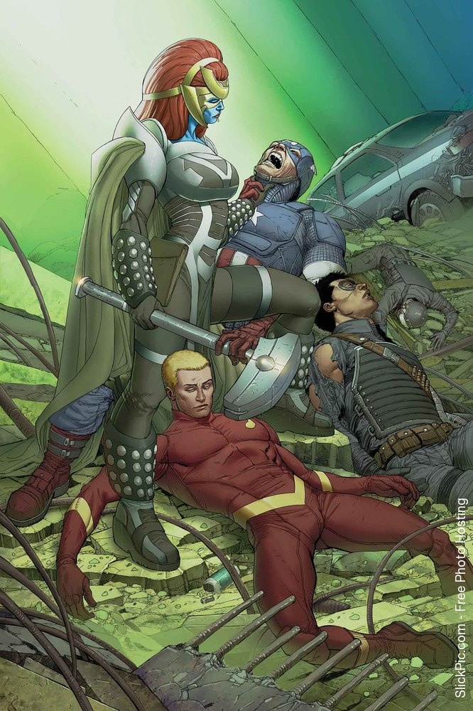 COMING ATTRACTIONS! - Page 18 INVADERS2014002_cov