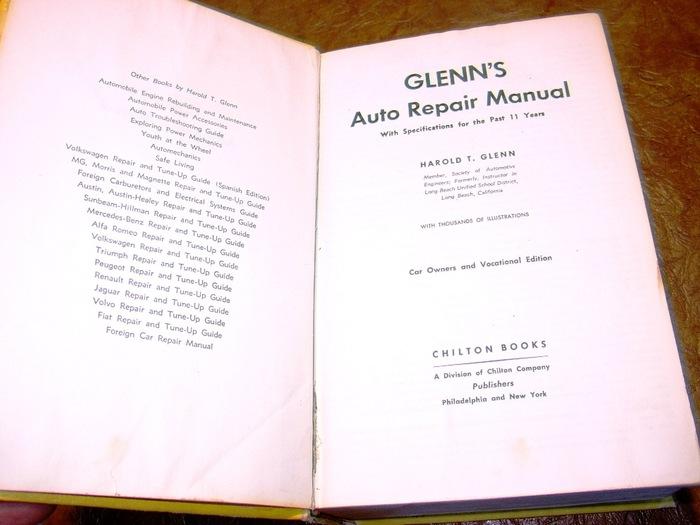 1967 Glenns BIN Feb 13th cover 3