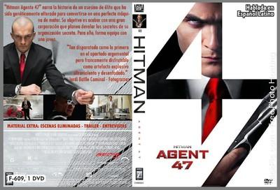609 Hitman Agente 47