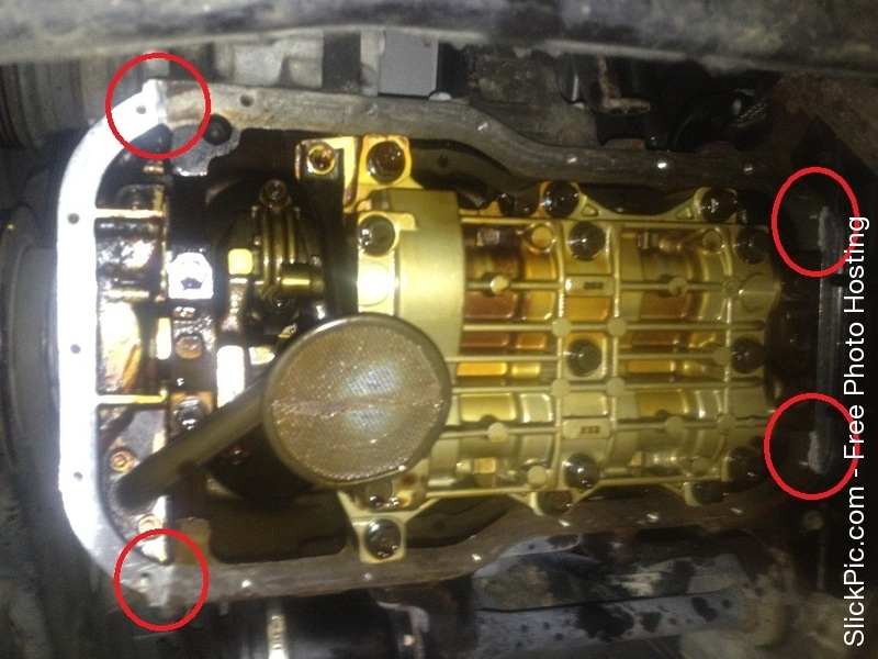 Oil Pan Gasket Replacement Cost >> Replacing Oil Pan And Gasket Camry Forums Toyota Camry Forum