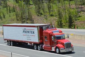 Trucks On Sherman Hill I 80 Wyoming Pt 29