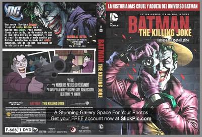 666 BATMAN - THE KILLING JOKE