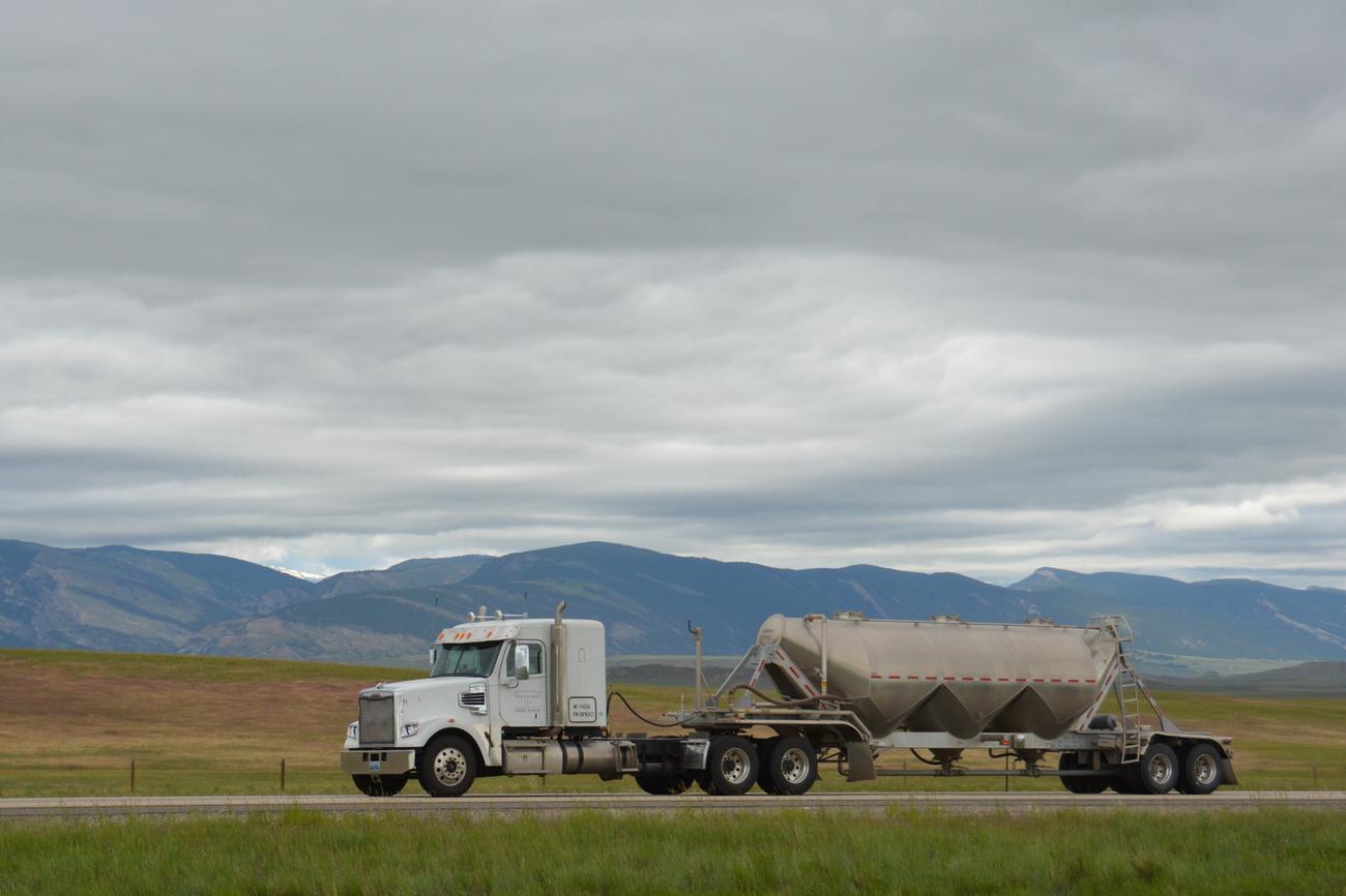 866 #505920 Sharp 579 For Big Sky Trucking Out Of Helena MT. save image Martin Garage Doors Salt Lake City 36271300