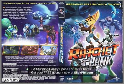 673 Ratchet y Clank la Pelicula