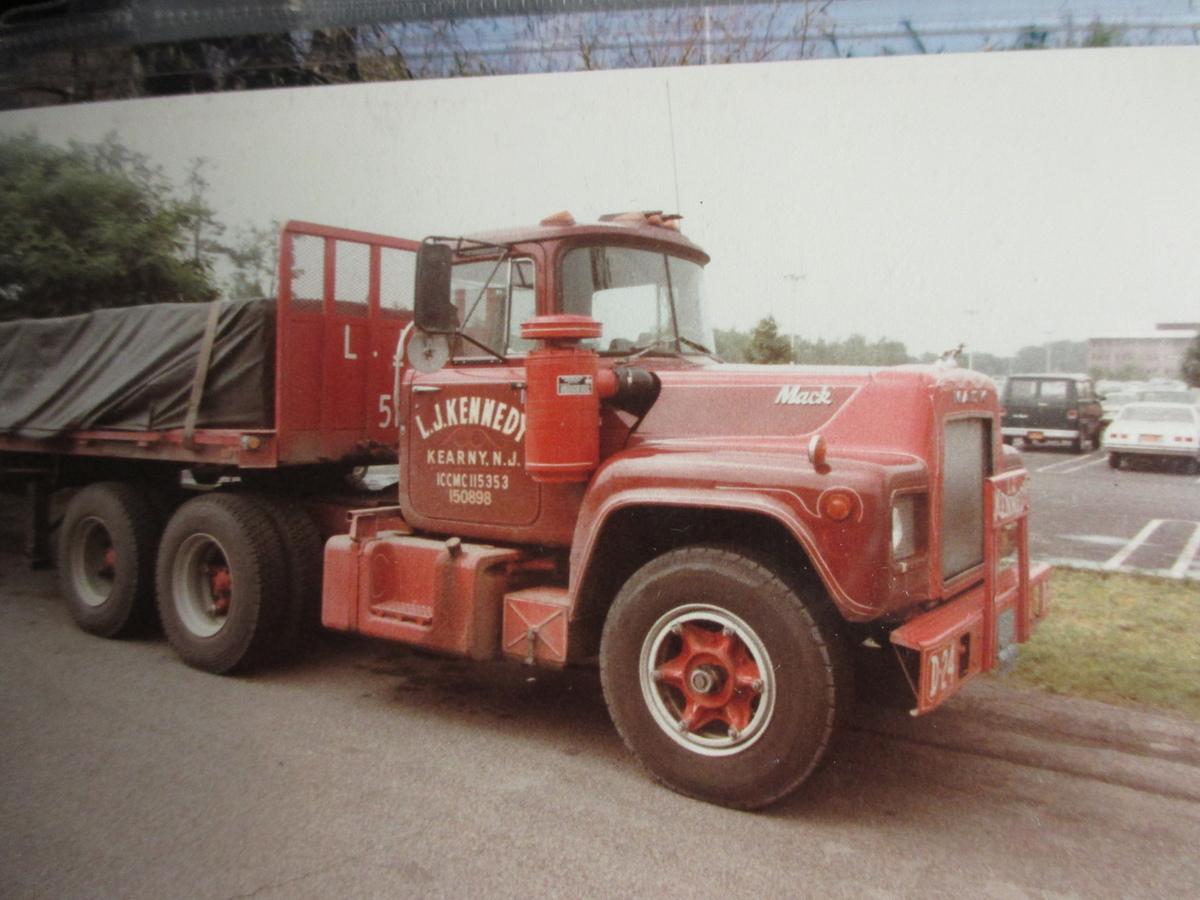 Lj Kennedy Trucking