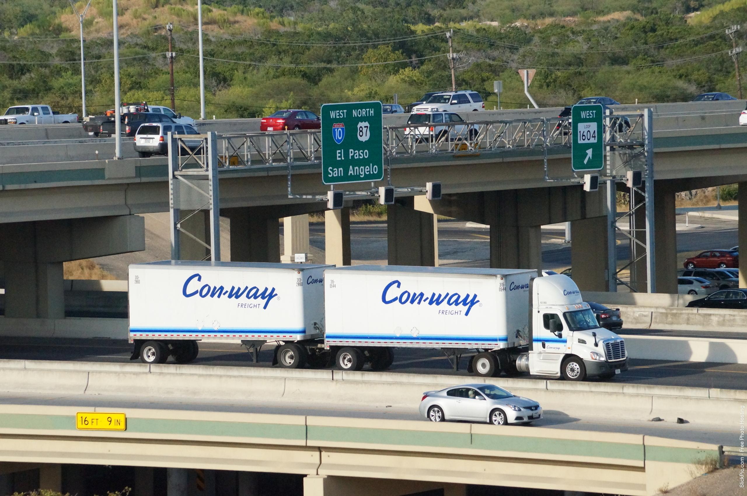 Conway Freight San Antonio Ukrana Deren
