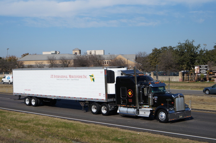 South Texas Truckin' on I-10 ~ 1/24/13 Pt. 3