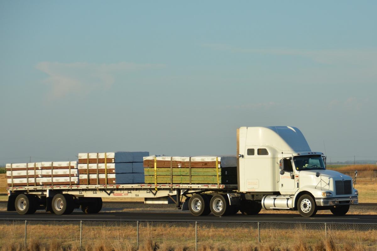 Gordon Trucking Terminals