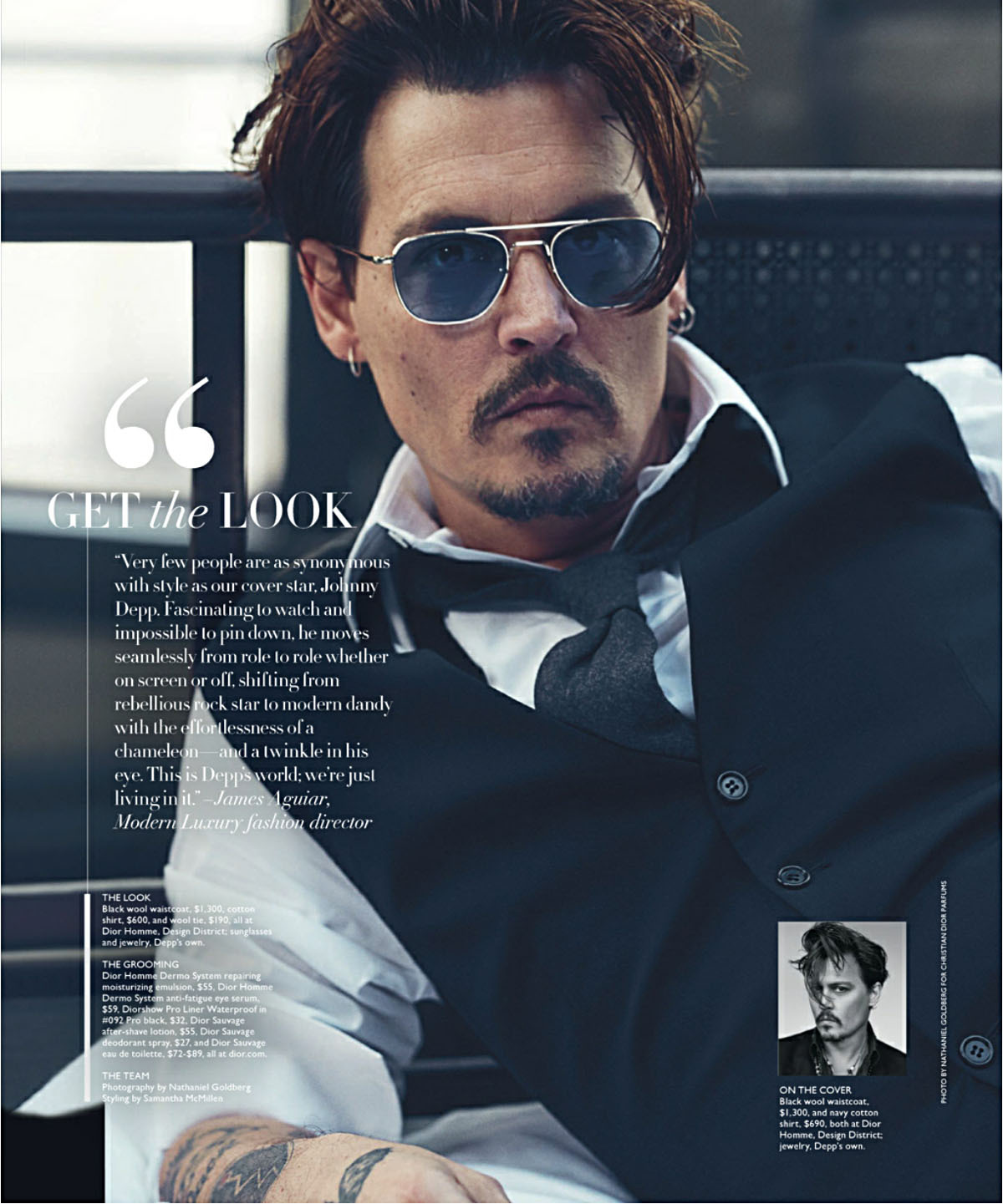 meet johnny depp 2015 photoshoot