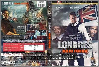 657 Londres Bajo Fuego