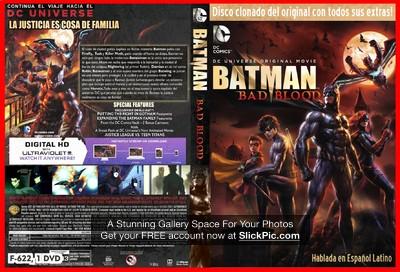 622 DC Batman Bad Blood