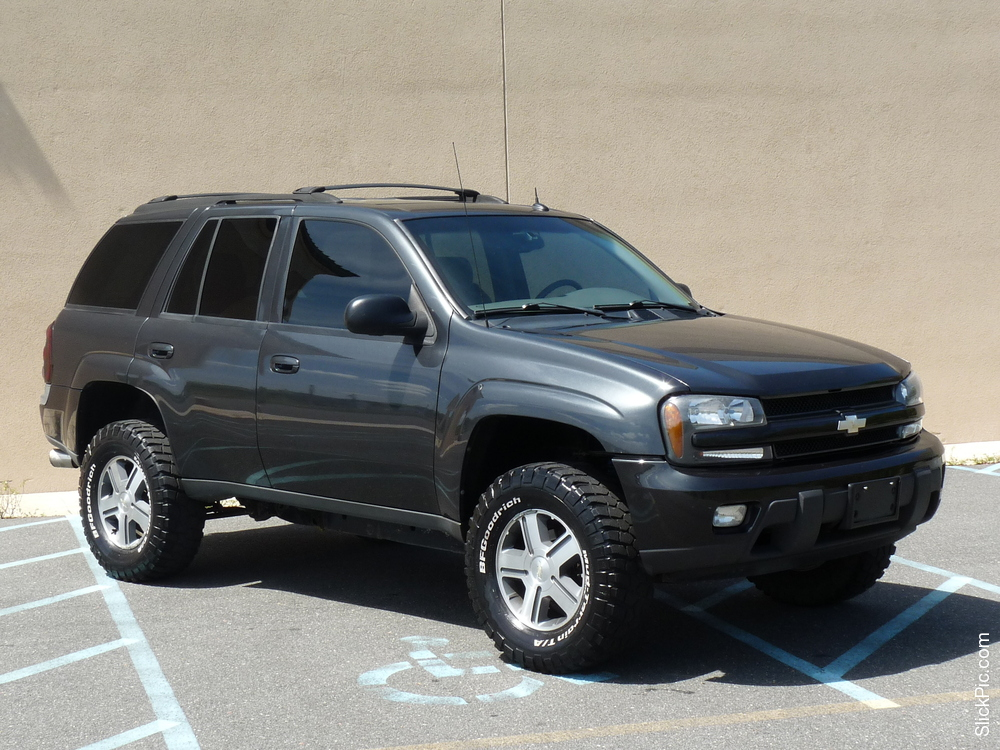 2006 Chevy Trailblazer LT w/65k miles. What to fix ...