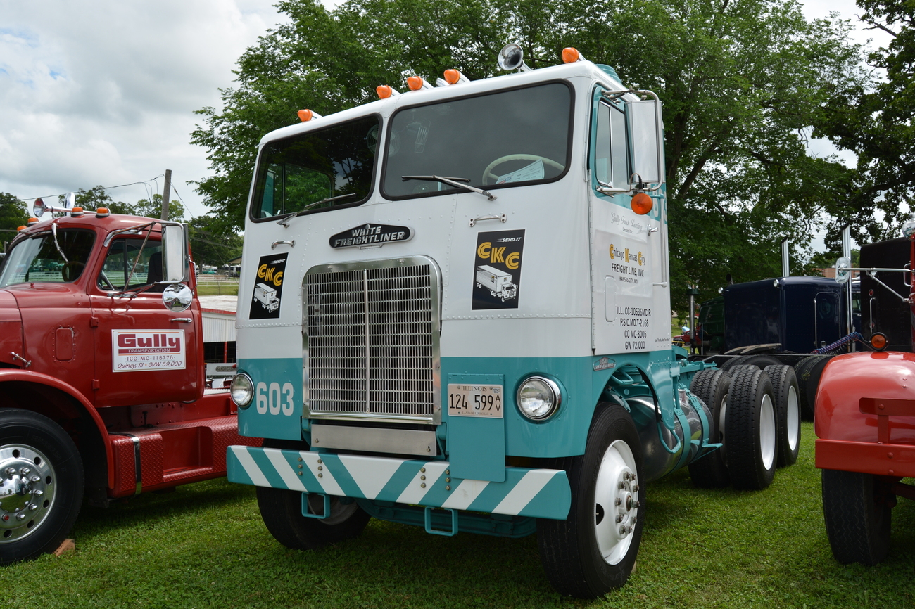 ATHS Show, Springfield, MO, day 2 - pt. 1