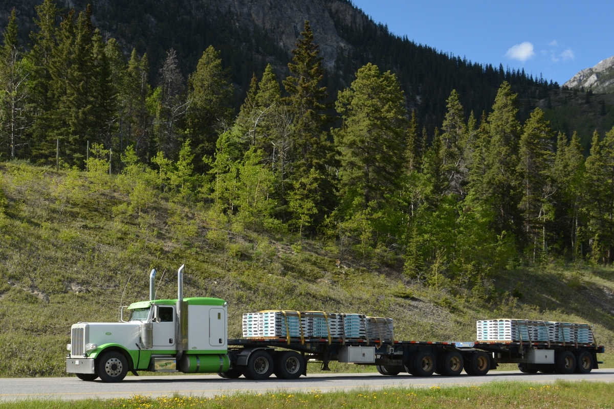 Trucking Jobs Calgary >> Back to the Trans-Canada Highway, pt. 4