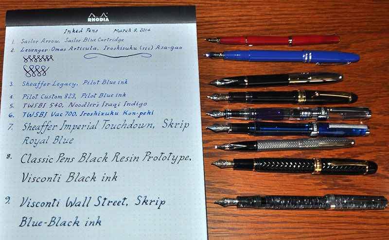 2014-03-08_Today%27s_Inked_Pens_with_wri