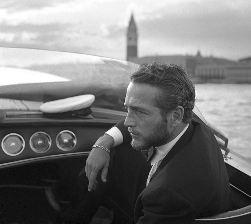 553-MensReverie-Scrapbook-Paul-Newman-on-A-Water-Taxi-Venice-1963_01