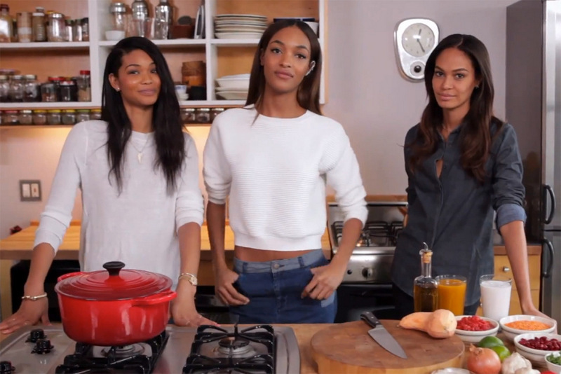 244-jourdan-dunn-joan-smalls-chanel-iman-cook-up-some-vegan-red-thai-chili-0